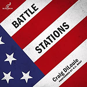 Battle Stations: A Novel of the Pacific War Audiobook