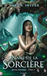 Jessie Shimmer, tome 3 : La lame de la Sorcière par Snyder