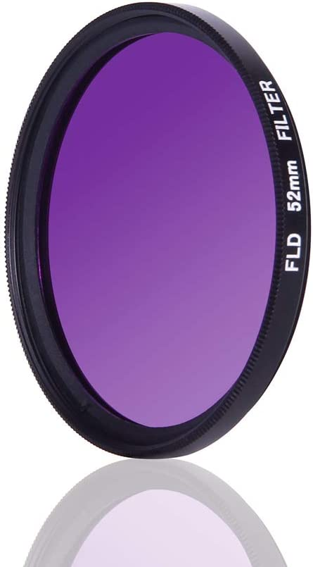 MeterMall Electronics UV FLD Filter Super Slim SLR Camera Filter Set 55mm CPL