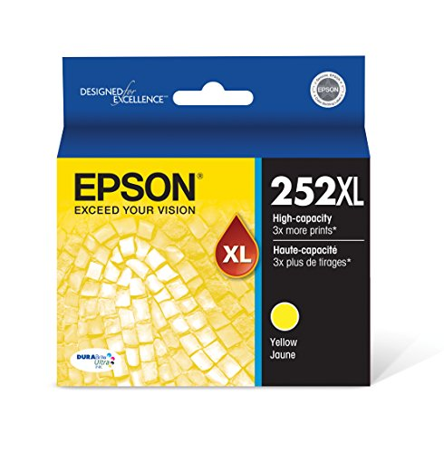 Epson T252XL420-S T252XL420 DURABrite Ultra High Capacity Cartridge ()