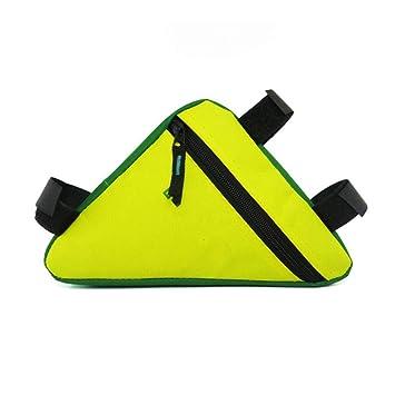 Bolsa triangular impermeable Ciclismo Bicicleta Bolsas para ...