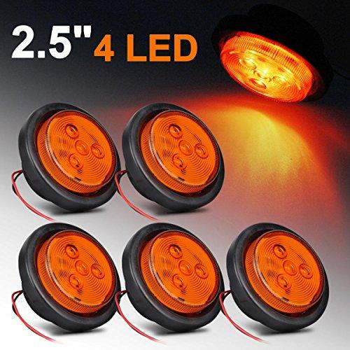 2 1/2 Inch Round Led Lights - 7