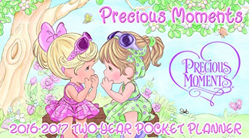 Precious Moments 2016-2017 Illustrated Pocket Planner Orn...