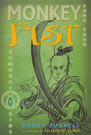 book cover of Monkey Fist