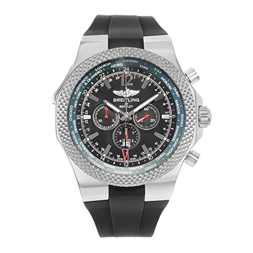 Breitling Bentley GMT A47362S4/B919-222S