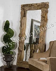 Amazon Com Extra Large Driftwood 79 Quot Full Length Wall