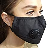 FIGHTECH Anti Pollution Mask with 4 Carbon Filters