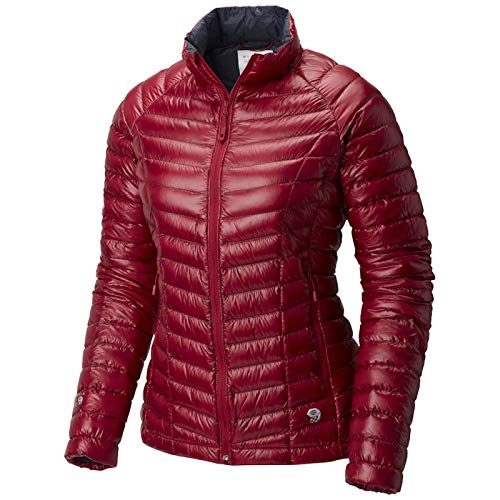 Mountain Hardwear Womens Ghost Whisperer Insulated Down Water Repellant Jacket, Non-Hood -Cranstand - M - Ghost Whisperer Down Jacket