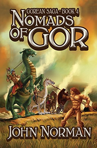 Nomads of Gor: Gor Book 4