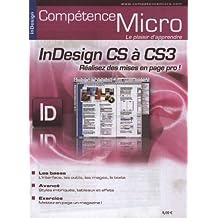 In Design CS à CS3