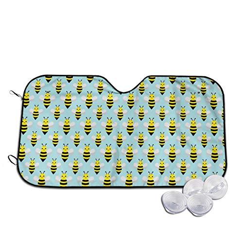 Too Much Tuna Costumes - VIVIAN RICE Bumblebee Foldable Car Windshield