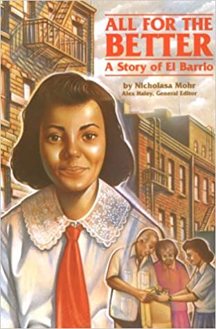 Book All for the Better: A Story of El Barrio (Stories of America)