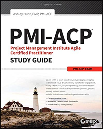 PMI-ACP Project Management Institute Agile Certified Practitioner ...