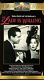 The Lady Is Willing [VHS]