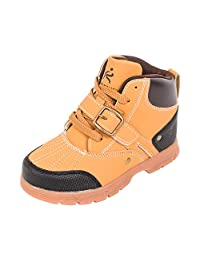 RUNS KING Kid's Outdoor Altitude IV Hiking Boots (R2H3KID)