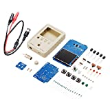 XCSOURCE DSO150 Digital Shell Oscilloscope 2.4'' TFT 1Msps DIY Housing Probe Kit Electronic Training TE673