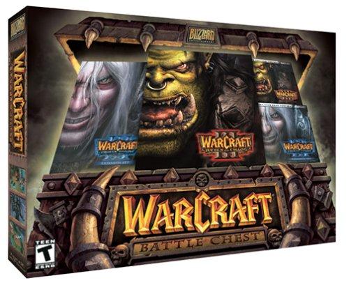 Warcraft III Battle Chest - PC/Mac by Blizzard Entertainment