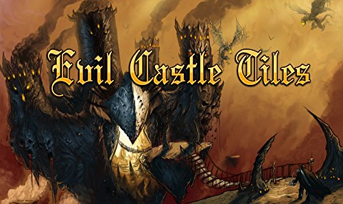 Amazon com: RPG Maker VX Ace DLC - Evil Castle Tiles [Download