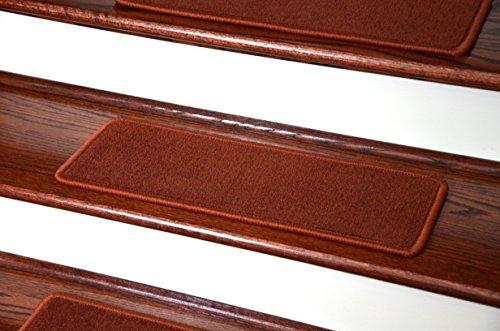 Dean Premium Stair Gripper Non-Slip Tape Free Pet Friendly DIY Nylon Carpet Stair Treads/Rugs 23