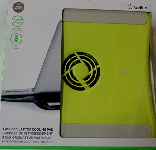 Belkin CoolSpot Laptop Cooling Green