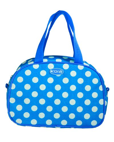 kora-k1-064-insulated-fashion-lunch-tote-blue-with-white-dot