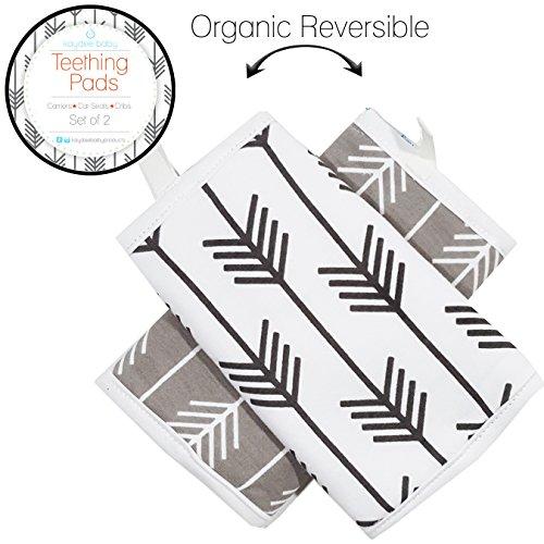 Kaydee Baby Organic Cotton Drool Pads