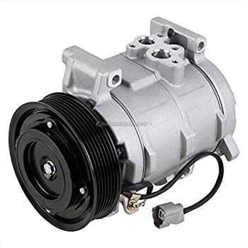 AC Compressor & A/C Clutch For Honda Element 2003-2011 - BuyAutoParts 60-01682NA NEW