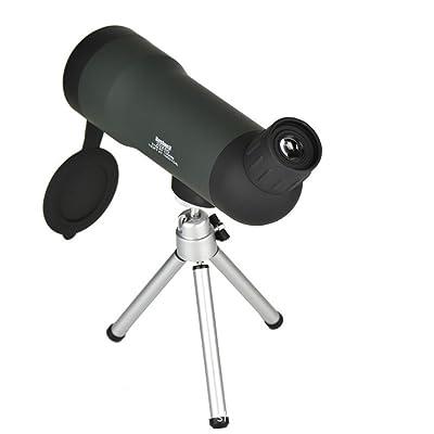 20X50 Spotting Scope avec Trépied le camping et de voyage Télescope Monoculaire Vision