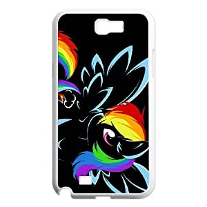 Samsung Galaxy Note 2 N7100 Phone Case Cover My Little Pony MLP8445