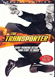 The Transporter (Quebec Version - English/French)