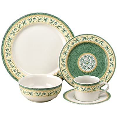 Click for Pfaltzgraff French Quarter 5-Piece Place Setting, Service for 1