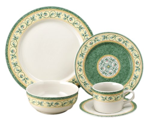 (Pfaltzgraff French Quarter 5-Piece Place Setting, Service for 1)
