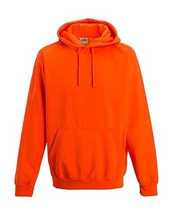 NEON Sweatshirt mit Kapuze HOODIE floureszierend versch. Farben und Größen  von noTrash2003 (S,
