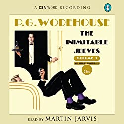 The Inimitable Jeeves (Unabridged)