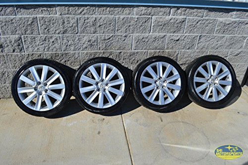 MAZDASPEED 07-09 Mazdaspeed3 Wheel Wheels Rim 18X7 Alloy Rims Speed 3 MS3 2007-2009 (Mazdaspeed Rims)