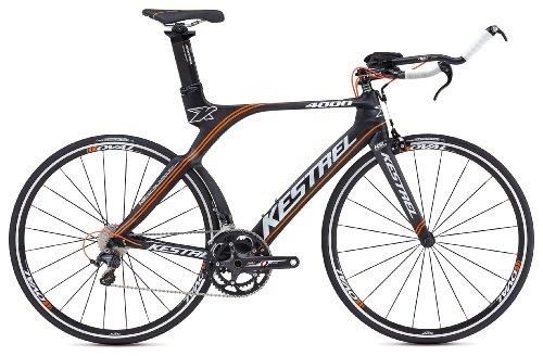 Kestrel 2014 4000 Ultegra Road Bike, 52cm/Small, Matte Carbon