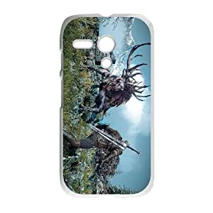 Motorola G Cell Phone Case White The Witcher3 Wild Hunt typo phone covers vgfj7085177