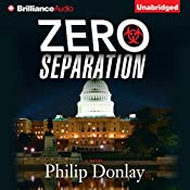 Zero Separation: Donovan Nash, Book 3 | Philip Donlay