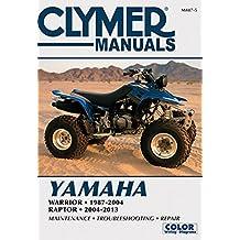 Yamaha Warrior 1987-2004 & Raptor 2004-2013