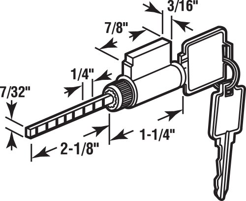 prime-line-e-2000-1-78-inch-tailpiece-cylinder-lock-for-weiser-kwikset-and-weslock-models