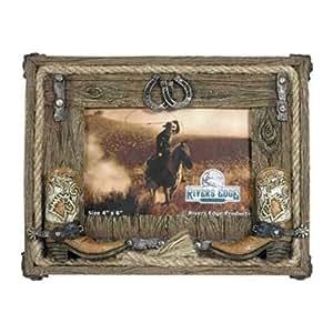Amazon Com River S Edge Products Cowboy Boot Horse