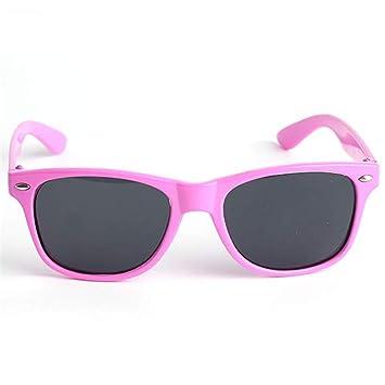 CCGSDJ Gafas De Sol para Niños Diseño De Marca Gafas De Sol ...