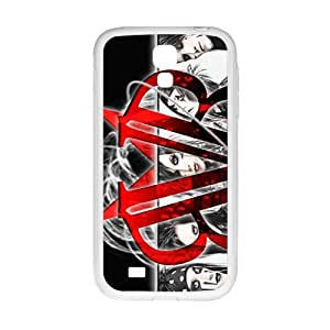 SANYISAN Black Veil Brides Phone Case for Samsung Galaxy S4 Case
