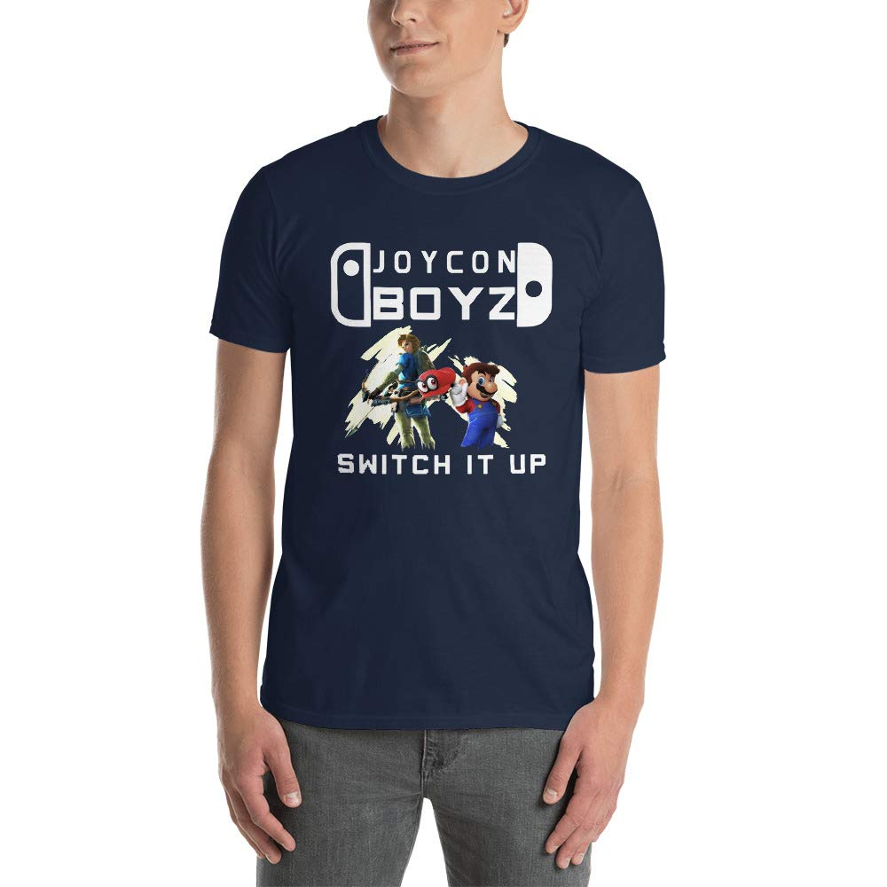 Joycon Boyz Switch It Up Mario T Shirt