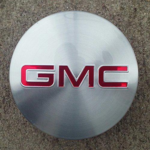 3.25 OEM GMC SIERRA 1500 YUKON 2005-2015 BRUSHED WHEEL CENTER CAP HUBCAP 22837060 (Yukon Oem Wheels)