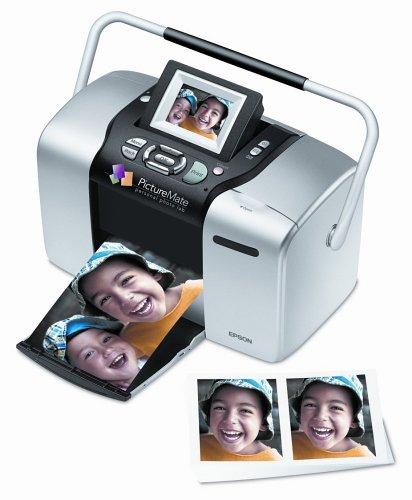 amazon com epson picturemate deluxe viewer edition photo printer rh amazon com Epson PictureMate Personal Photo Lab Epson PictureMate Printer