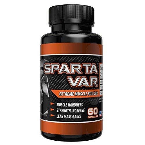 Extreme MUSCLE BUILDER supplément Muscle dureté augmentation maigre massives Gains de force récupération Performance Build gros Muscle masse plus vite - résultats sérieux ! 5 a Hydroxy Laxogenin 60 gélules à 50mg