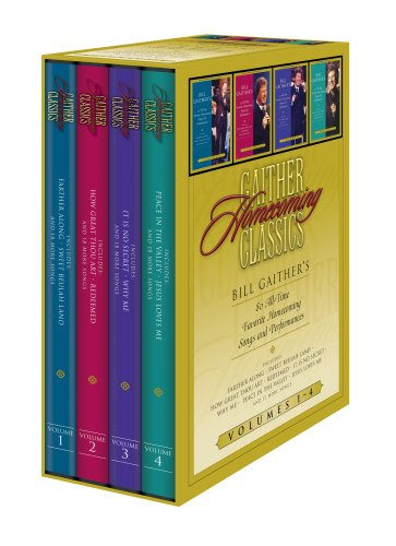 Gaither Homecoming Classics, Vol. 1 - 4 by Gaither Music Company