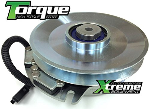 Xtreme Outdoor Power Equipment X0459 Replaces Dixie Chopper PTO Clutch 500012 - Free Upgraded Bearings!! -1.125 I.D.