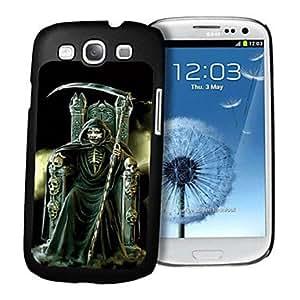 Skull Pattern 3D Effect Case for Samsung S3 I9300